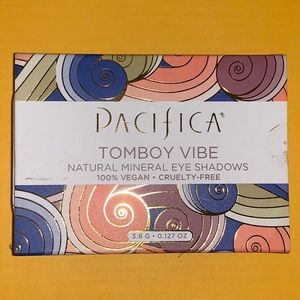 Pacifica 'Tomboy Vibe' Eyeshadow Palette
